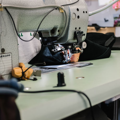 Upholstery Sewing at Lammhults