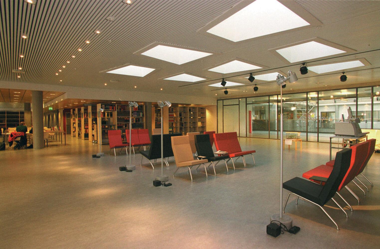 Trondheim Library Lammhults