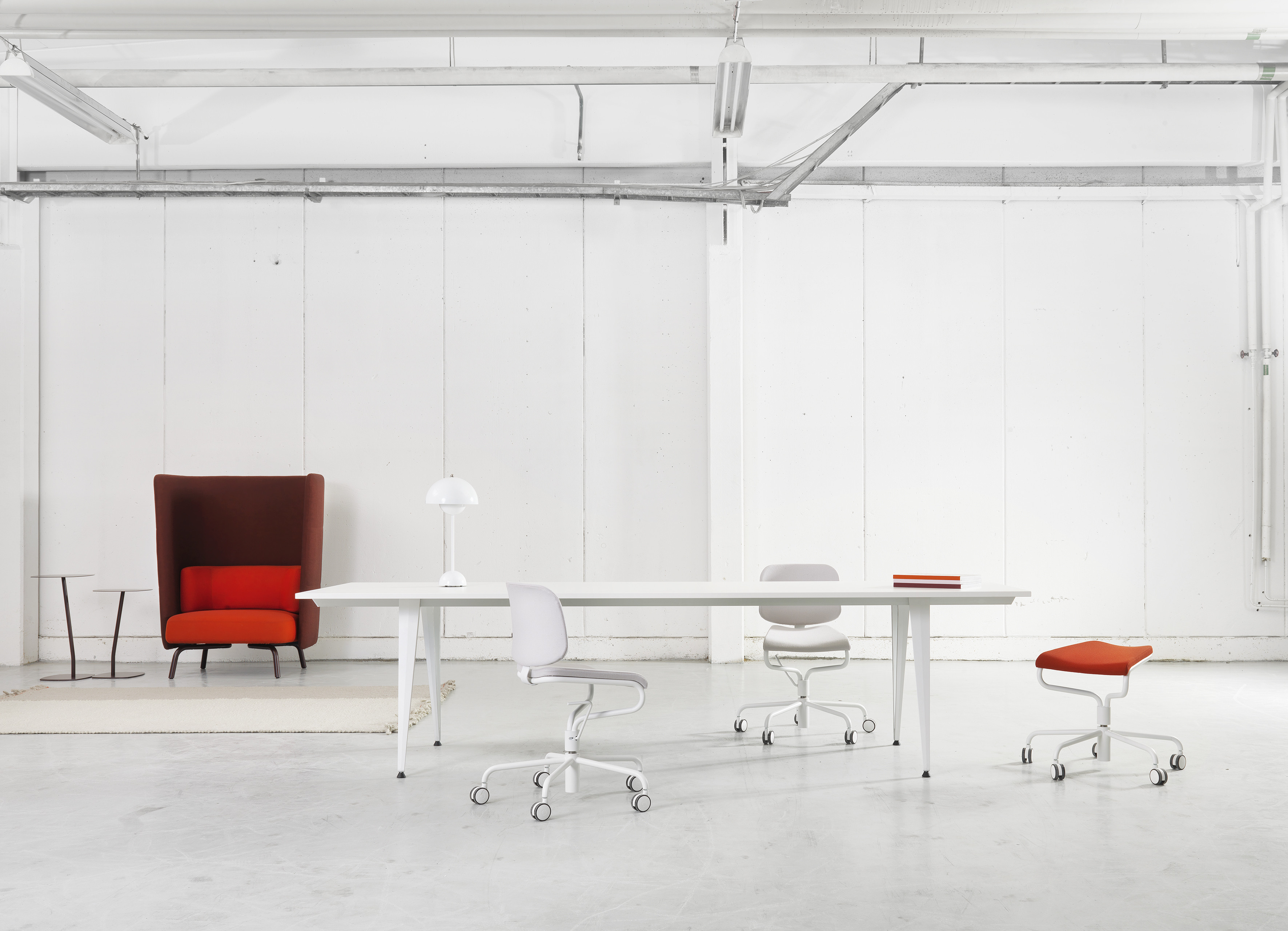 Attach Tables& Trolleys Lammhults