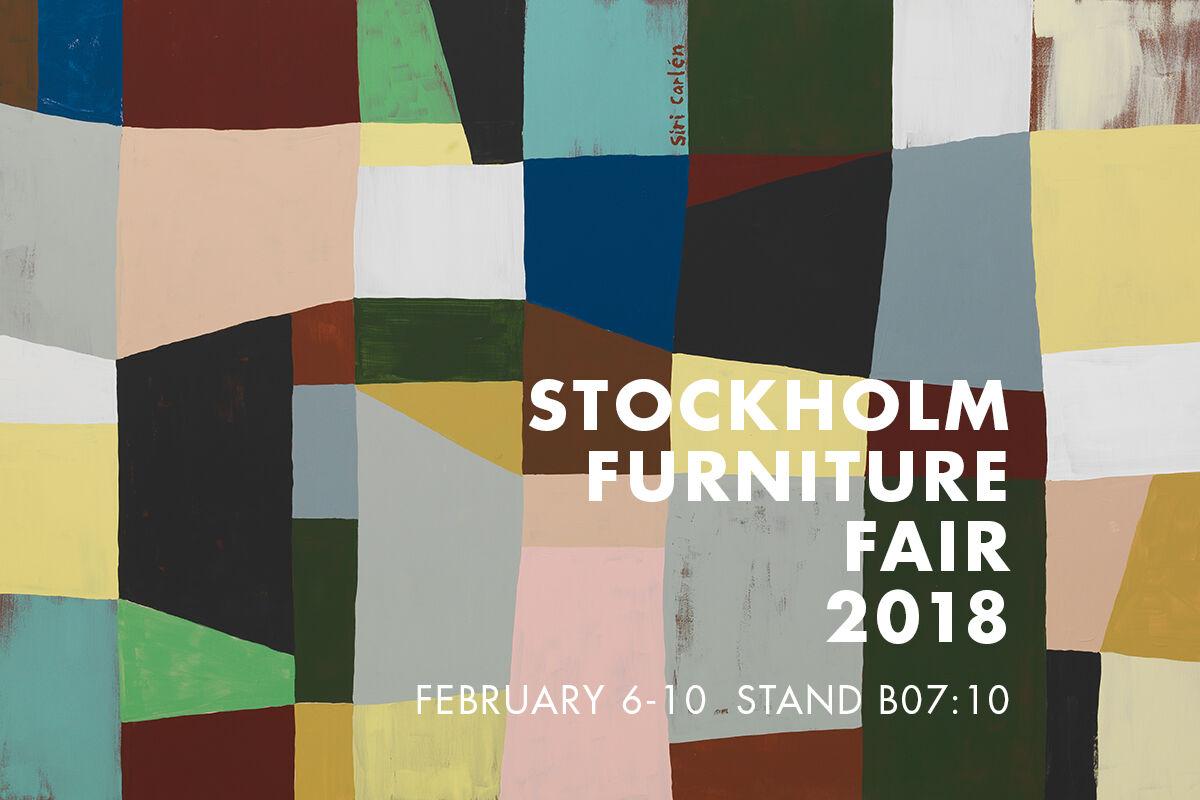 Stockholm Furniture Fair 2018 Lammhults