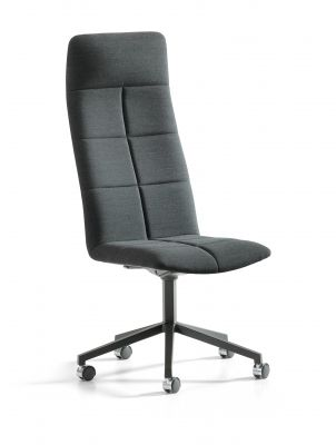 Archal XL - Conference – chair 5-feet swivel