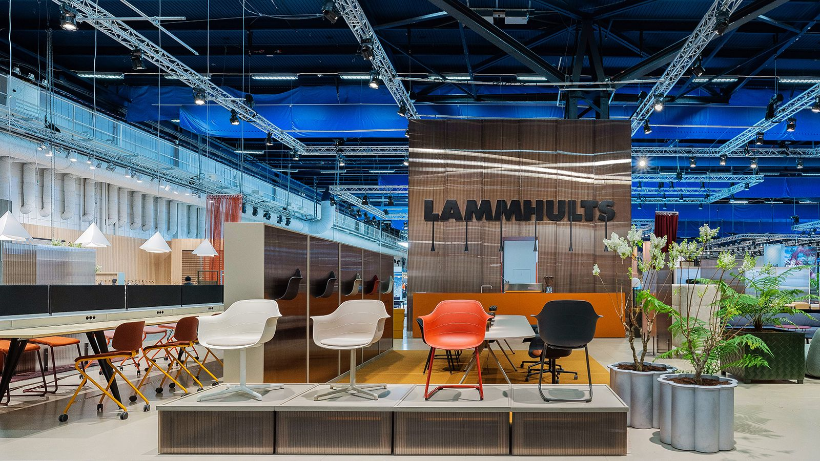 Stockholm Furniture Fair 2019 Images News Stories Lammhults